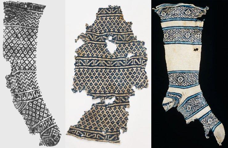 Egyptian Knitted Socks