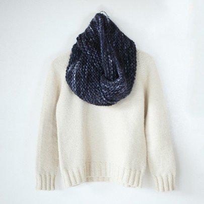 Chunky Cowl Knitting Pattern