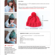 big hat knitting pattern