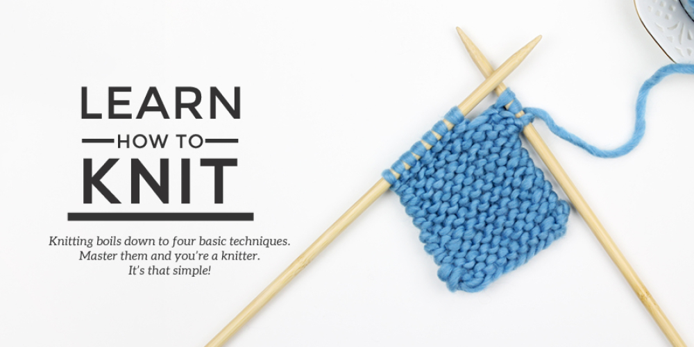 How to Knit Easy