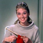Knitting in Movies: Breakfast at Tiffany's