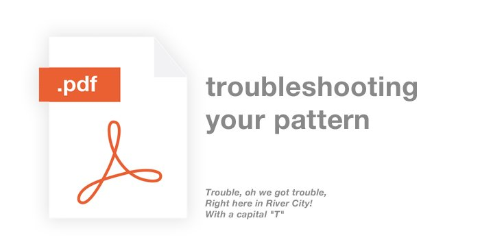 troubleshooting pdf