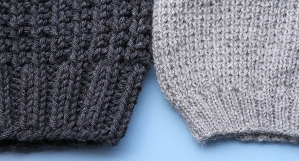 184141886ba6a Coming Up  Textured Slouchy Beanie - Sheep and Stitch