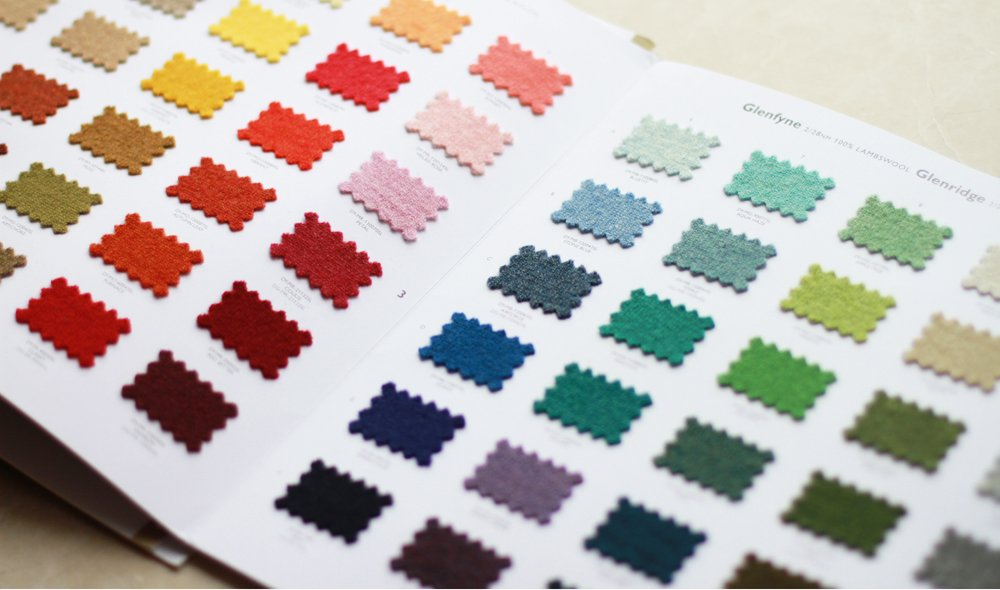 KPC Yarns colors