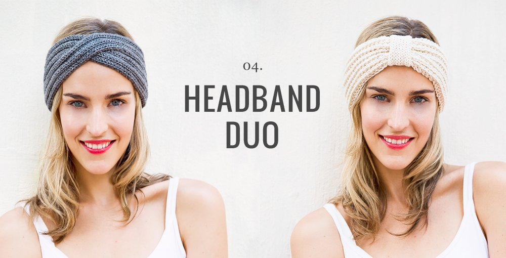 knit headband skillshare