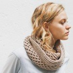 The Honey Stitch Cowl Knitting Pattern