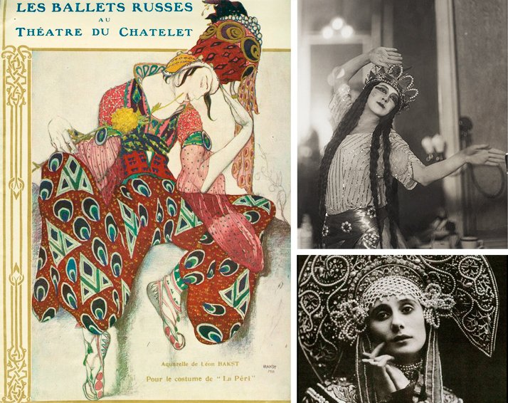 Bellet Russes Costumes