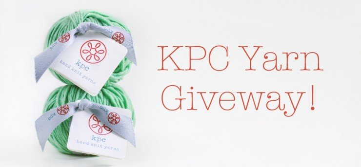 kpc yarn giveaway