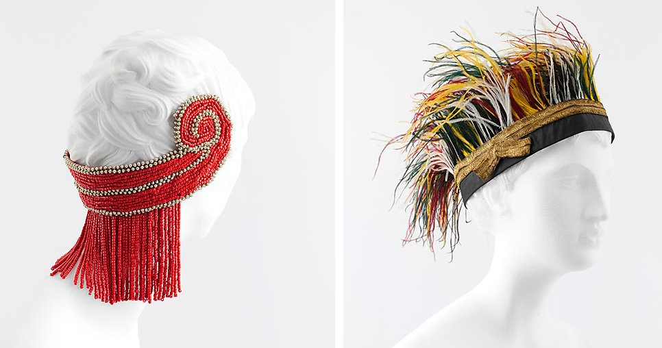 Paul Poiret Headband History