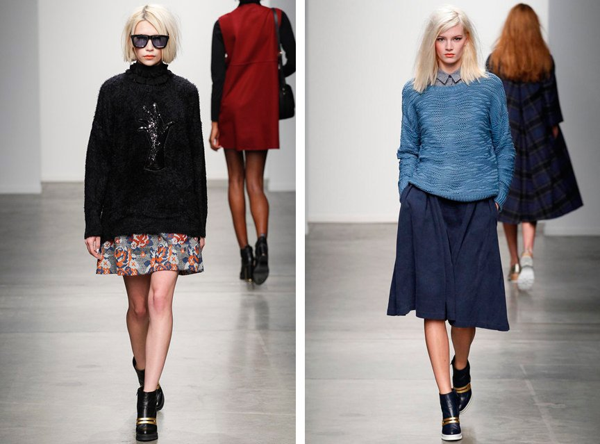 Karen Walker Knits Fall 2014