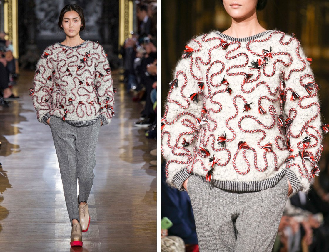 Stella Mccartney Sweater 2014