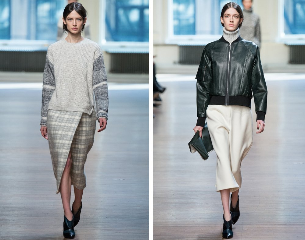 yigal azrouel knits Fall 2014