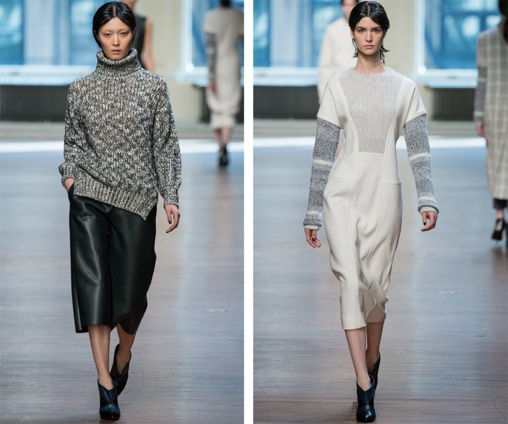 Yigal Azrouel Knitwear Fall 2014