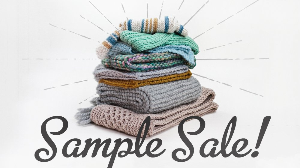 Sample Sale Knitwear
