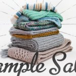 Knit Sample Sale and Coupon Code!