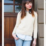 The Everyday Raglan: An Easy Beginner Pattern