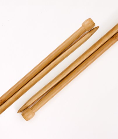10mm bamboo knitting needles