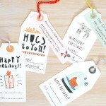 Free Printable Gift Tags for Knitters