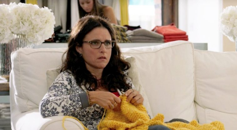 Knitting in Movies