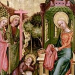 The History of Knitting Pt 2: Madonnas, Stockings and Guilds, Oh My!