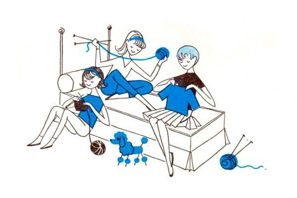 6 Surprising Health Benefits of Knitting