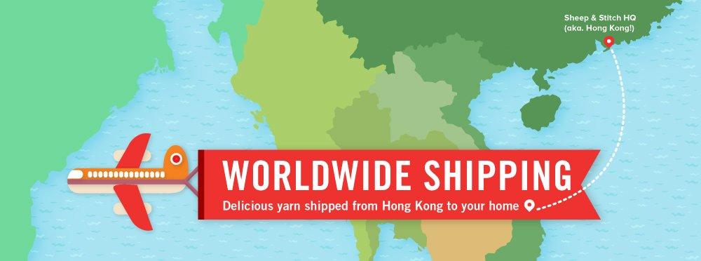 Sheep and Stitch Shipping