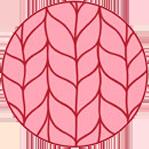 knit stitch illustration