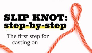 how to tie a slip knot thumbnail