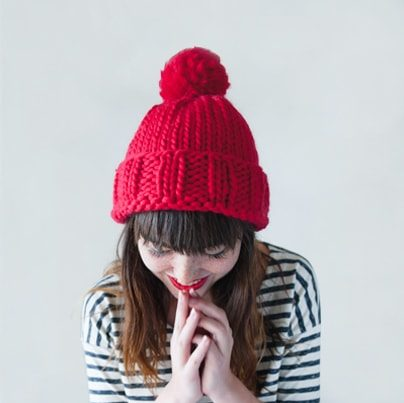 How To Knit A Chunky Hat For Beginners Sheep And Stitch