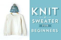 beginner sweater pattern