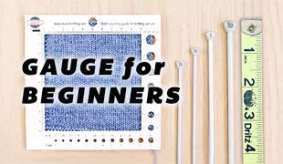 knitting gauge what is