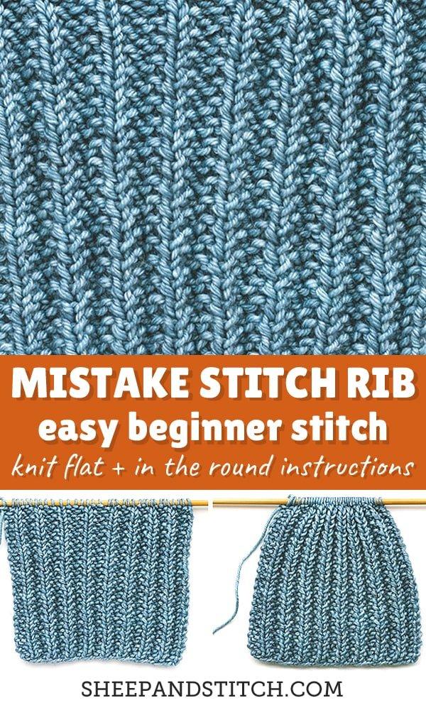 knitting stitch pattern