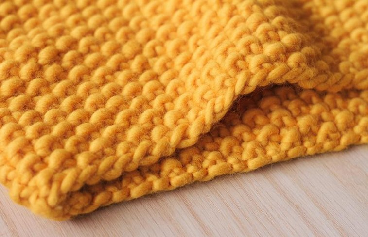 seed stitch for beginners