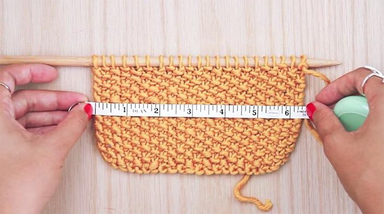seed stitch knitting for beginners