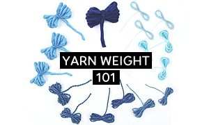 yarn weight chart