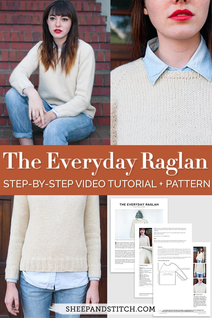 easy sweater pattern for beginners