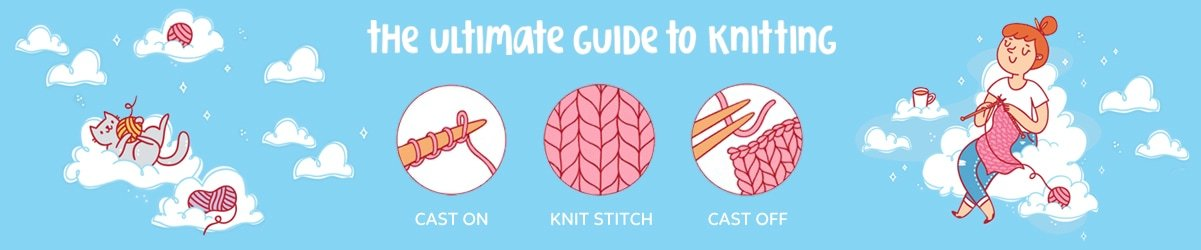 how to knit for beginners sheep and stitch