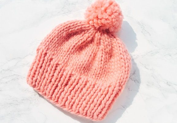 how to knit a hat tutorial