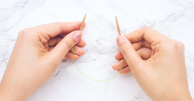 9 inch circular needle