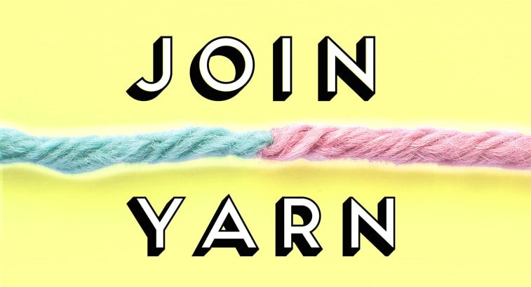 how to join yarn in knitting russian join