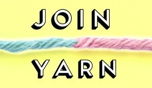 how to join yarn in knitting