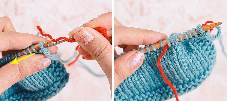 lifeline knitting