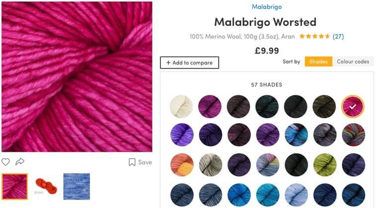 malabrigo-worsted-yarn
