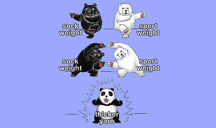 transforming yarn with pandas