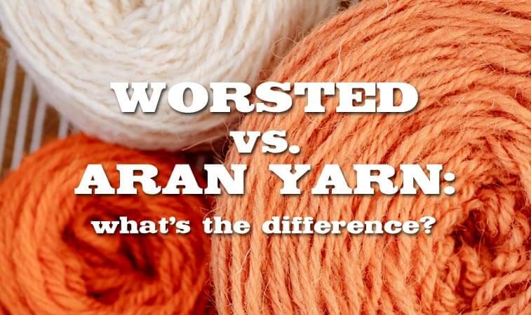 worsted-vs-aran-yarn